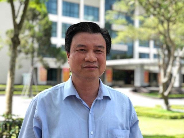 Thứ trưởng Bộ GD&ĐT Nguyễn Hữu Độ