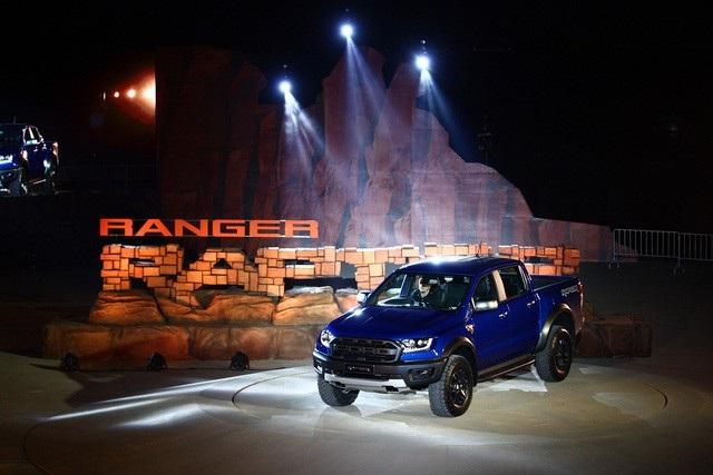 Ford Ranger Raptor bị tính thuế như SUV, sẽ có mặt tại Việt Nam vào tháng 10 - 1