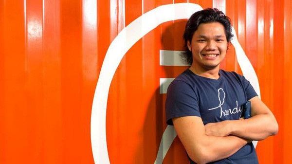 Terence Kwok - người sáng lập Tink Labs.
