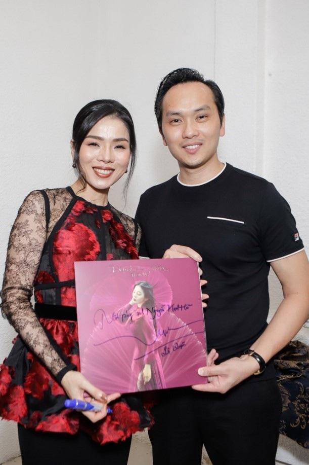 Doanh nhân Nguyễn Mạnh Hà ủng hộ Mai Phương 200 triệu - 5