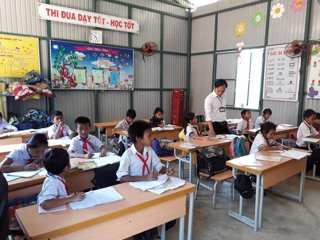 Bước vào năm học mới 2018 - 2019 tỉnh Quảng Ngãi vẫn còn thiếu khoảng 500 - 600 giáo viên đứng lớp