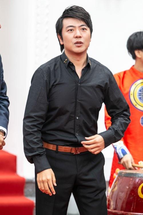 Lần thứ 2 trở lại Hà Nội, Lang Lang thấy nhiều sự thay đổi, bất ngờ. (Ảnh: HBN)