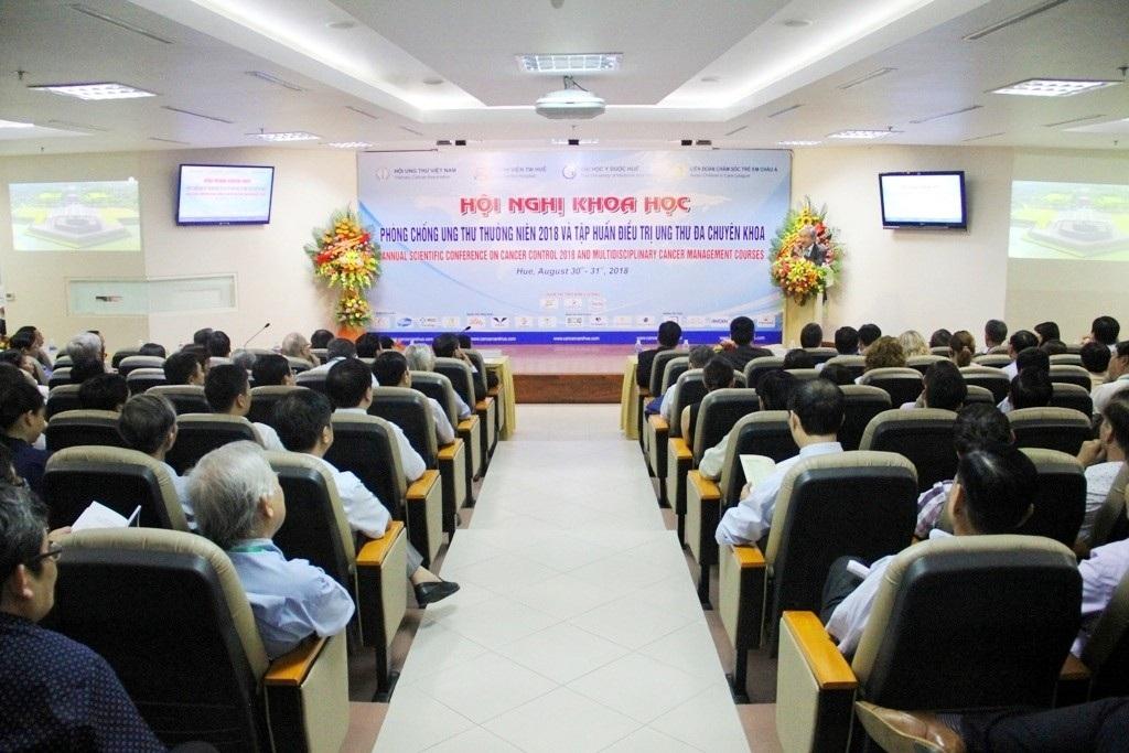 Hội nghị Khoa học phòng chống ung thư thường niên lần thứ 6