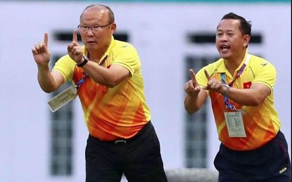Ông Park Hang-seo - huấn luyện viên trưởng Đội tuyển Việt Nam và U23 Việt Nam (Ảnh: Huyền Trang)