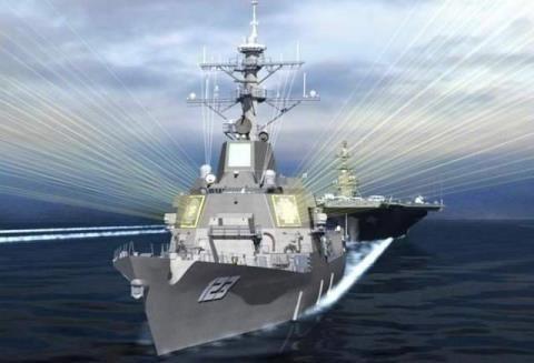 Mỹ sẽnhận chiếc tàu chiếnđa năng mới vào năm 2023?