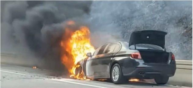 Từ đầu năm đến nay đã xảy ra khoảng 40 vụ cháy xe BMW tại Hàn Quốc