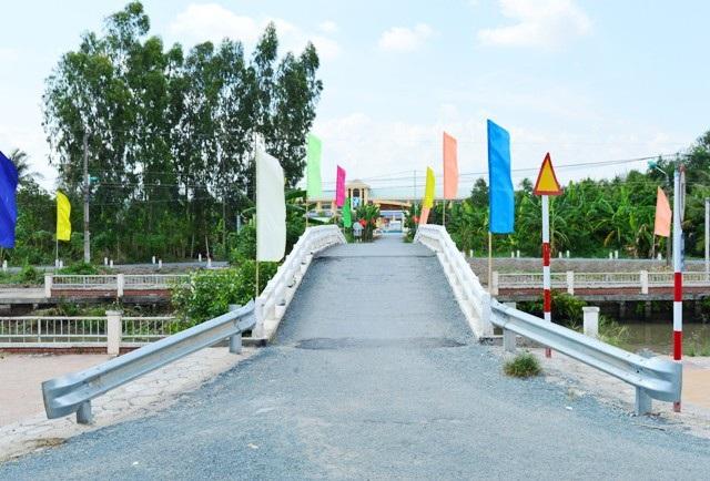 Nông thôn huyện Châu Thành (tỉnh Sóc Trăng) ngày nay.