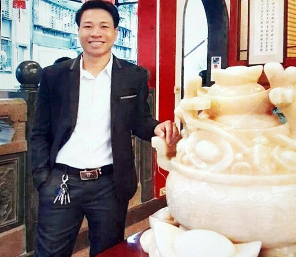 Ảnh đối tượng Nguyễn Văn Toại trên facebook