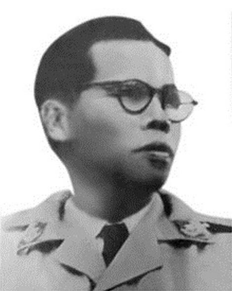 Trung tướng Nguyễn Bình (1908 - 1951).