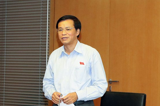 Ông Nguyễn Hạnh Phúc - Tổng Thư ký Quốc hội - cho biết dự luật đang được xem xét một cách thận trọng.