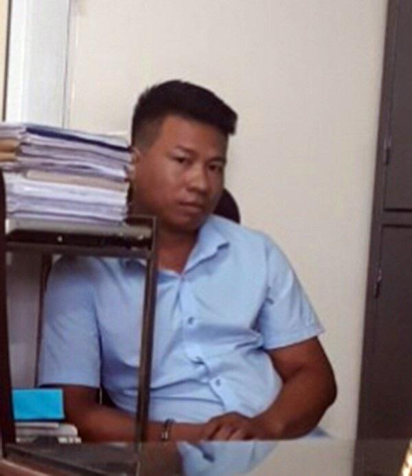 Đối tượng Nguyễn Văn Toại tại cơ quan điều tra