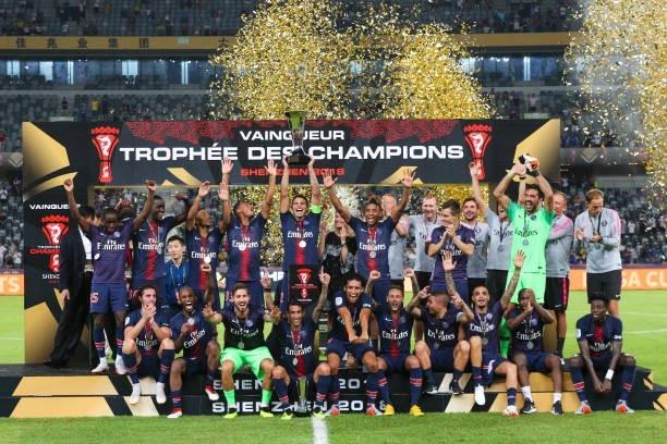 PSG giành siêu cúp Pháp một cách thuyết phục