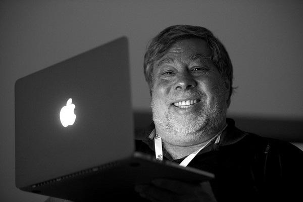 Steve Wozniak tự hào về công ty mà mình đã thành lập
