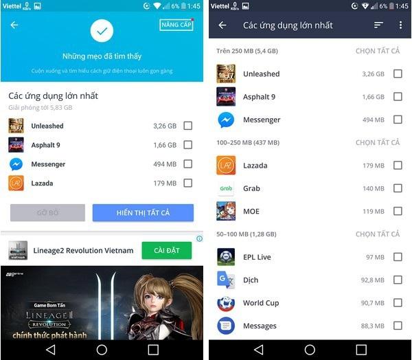 Ứng dụng giúp tiết kiệm dung lượng lưu trữ và rút ngắn thời gian sạc pin trên smartphone - 5
