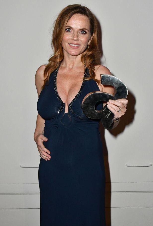Nữ ca sĩ Geri Halliwell Horner - cựu thành viên của nhóm nhạc nữ Spice Girls - cũng sinh cậu con trai thứ hai ở tuổi 44.