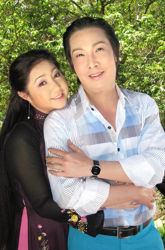 Nghệ sĩ Thoại Mỹ và Vũ Linh từng là cặp đôi vàng của nghệ thuật sân khấu cải lương phía Nam.