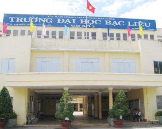 Đại học Bạc Liêu có điểm chuẩn đợt 1 các ngành Đại học xét theo điểm thi THPT quốc gia bằng với điểm sàn là 14 điểm.
