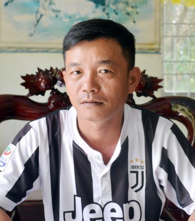 Ông Phạm Thanh Chệch được bồi thường oan sai hơn 200 triệu đồng. (Ảnh: CTV)