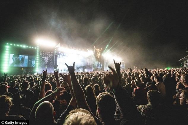 Festival âm nhạc Waken Open Air