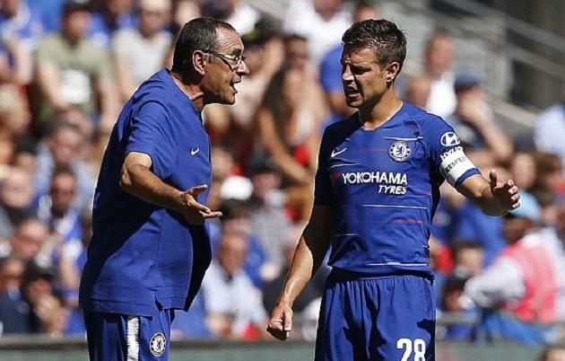 Chelsea vẫn chưa thể thích nghi với lối chơi của HLV Sarri