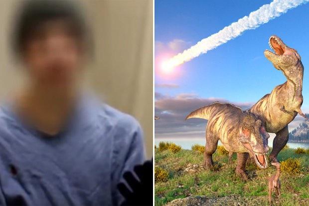 Người du hành thời gian nói nhìn thấy loài khủng long mà chưa từng được biết đến.