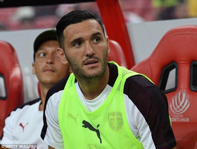 Arsenal đang tính đẩy Lucas Perez rời khỏi Emirates. West Ham đang là ứng cử viên số 1 trong vụ này. Theo nhận định của những chuyên gia, khả năng rất cao West Ham sẽ sở hữu tiền đạo người Tây Ban Nha với giá 7 triệu bảng.