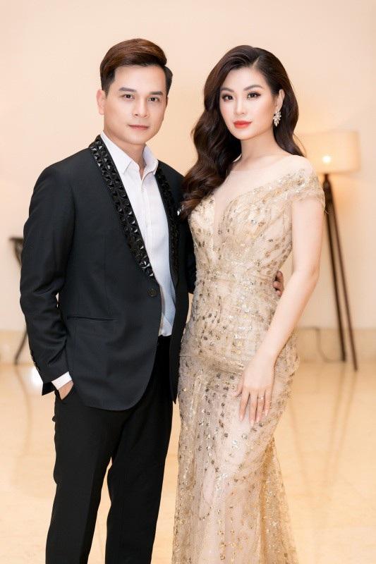 Đây cũng là dịp hội ngộ của cả hai sau lần đầu cùng dẫn chương trình Chung khảo phía Nam Hoa hậu Việt Nam 2018.