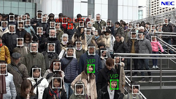 Về mặt kỹ thuật, đây là lần đầu tiên nhận diện khuôn mặt được sử dụng trong một kỳ thế vận hội, mặc dù trước đó tại Olympic 2014, hệ thống tương tự đã được sử dụng tại sân bay Sochi.