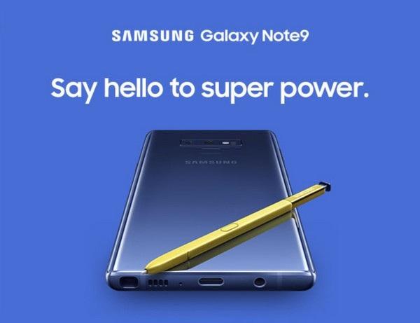 Galaxy Note 9 sẽ được hé lộ tại sự kiện đặc biệt diễn ra vào đêm ngày 9/8 (theo giờ Việt Nam)