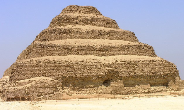 Những điều chưa biết xung quanh kim tự tháp đầu tiên của Ai Cập - 2