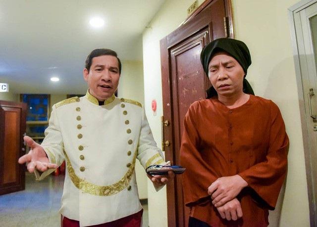 """Trước khi nổi tiếng như bây giờ, Quang Thắng từng có thời gian """"xoay"""" đủ nghề để kiếm sống. (Ảnh: Toàn Vũ)."""