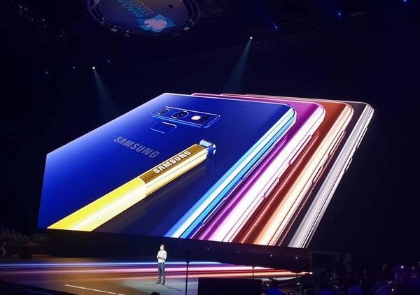 """Galaxy Note9 ra mắt với pin """"khủng"""", cây viết S-Pen có thể chụp ảnh selfie - 5"""