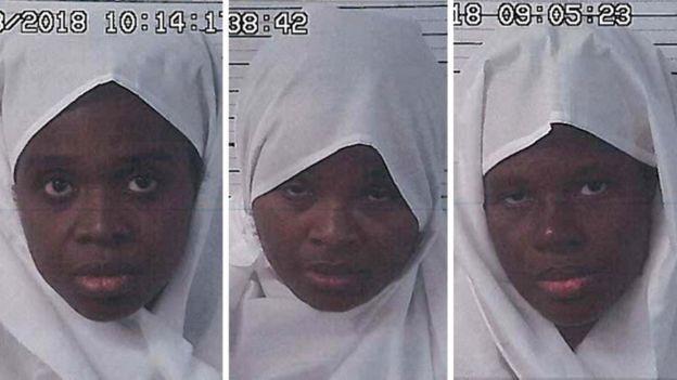 3 phụ nữ bị bắt giữ. (Ảnh: BBC)
