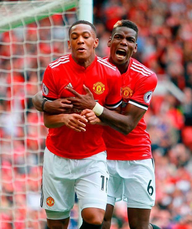 Cả Martial và Pogba đều không còn muốn gắn bó sân Old Trafford