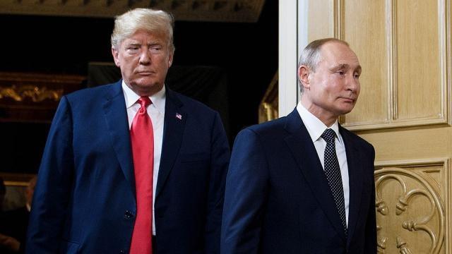 Tổng thống Trump và Tổng thống Putin (Ảnh: AFP)