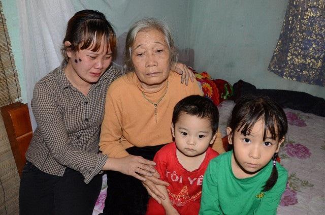 Nghèo đói, bệnh tật 4 con người khốn khổ này đang đối diện với một tương lai đầy u ám!