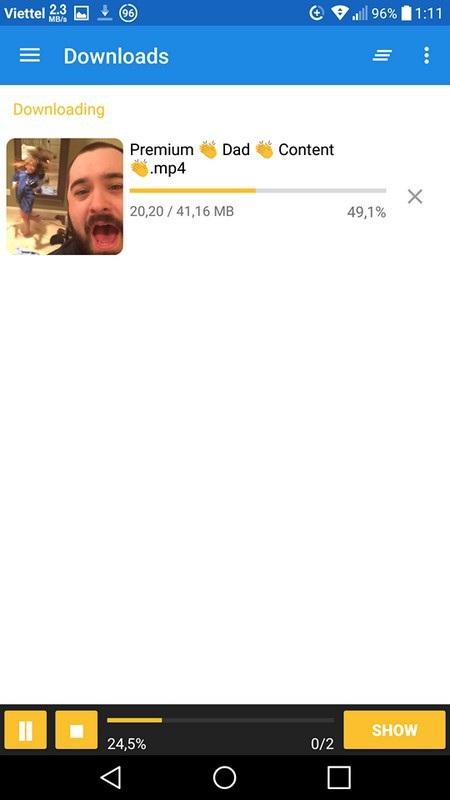 Thủ thuật giúp download video chất lượng cao từ Facebook về smartphone - 5