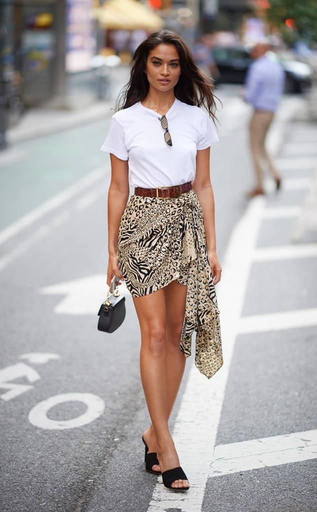 Người mẫu shanina Shaik