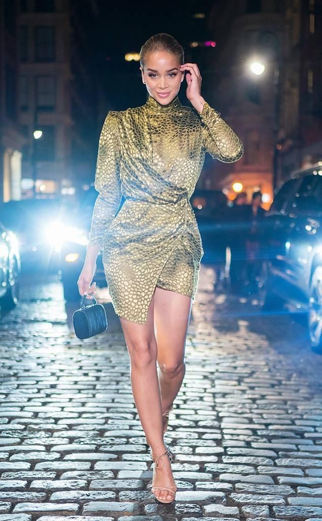 Người mẫu Jasmine Sanders