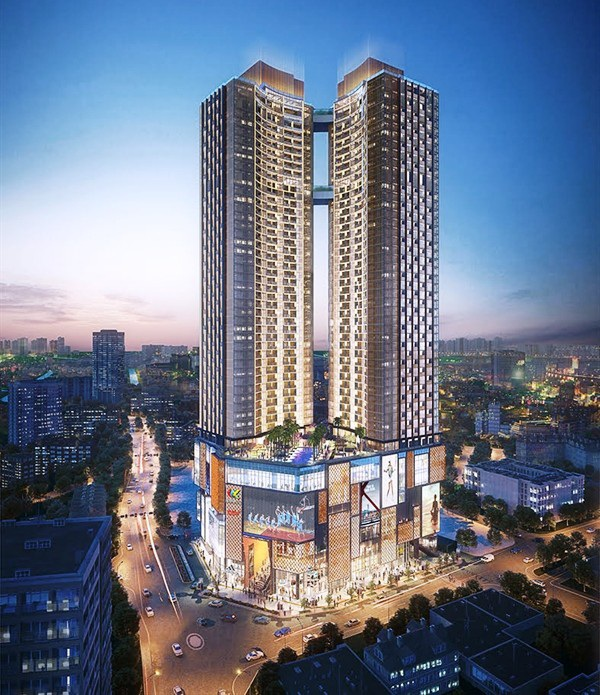 """Nhiều khu """"đất vàng"""" tại TPHCM đã bị các nhà đầu tư bất động sản của Hồng Kông và Trung Quốc thâu tóm."""