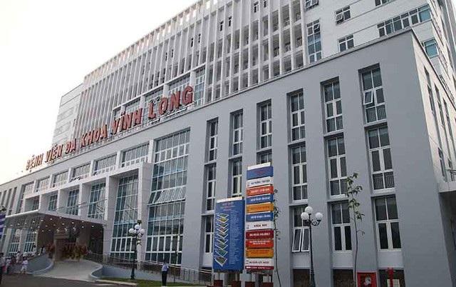 Bệnh viện Đa khoa tỉnh Vĩnh Long nơi ban 9a6u2 tiếp nhận bệnh nhân Đạt