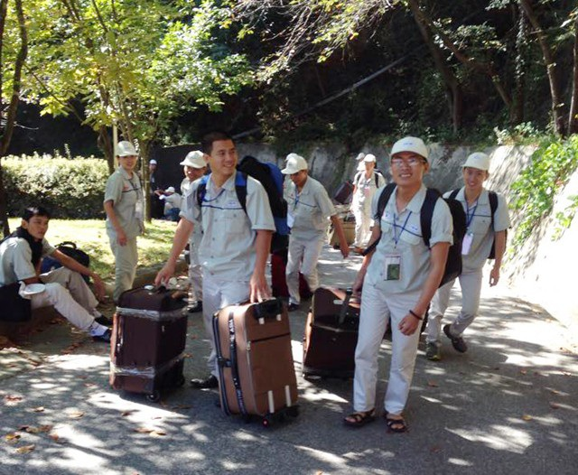 Nghệ An có hơn 9.000 lao động xuất khẩu sang Hàn Quốc.