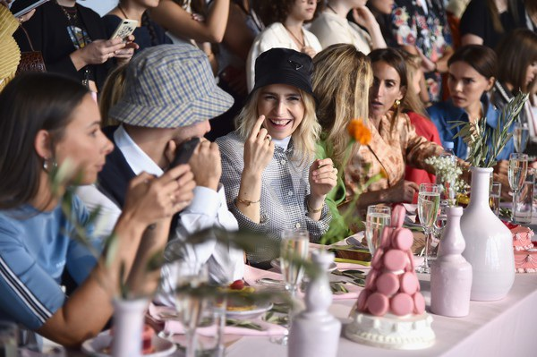 Dàn khách VIP trong show diễn của Mansur Gavriel tại New York Fashion Week