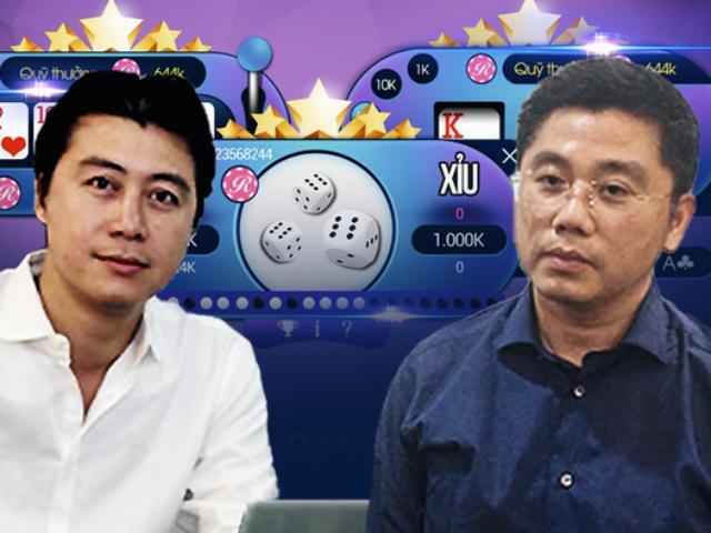 Hai ông trùm đường dây đánh bạc nghìn tỷ Phan Sào Nam và Nguyễn Văn Dương