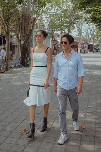 Siêu mẫu Trang Lạ gợi cảm cùng chồng đại gia khám phá thiên đường Bali - 3