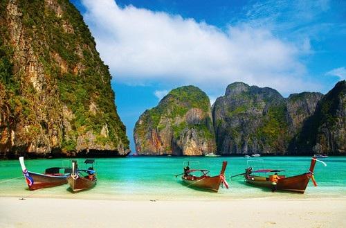 Du ngoạn trên 10 hòn đảo đẹp nhất thế giới - 8