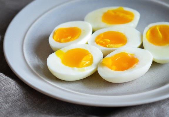 Trứng là nguồn protein bổ dưỡng.