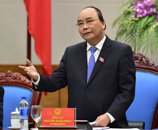 Thủ tướng Chính phủ Nguyễn Xuân Phúc