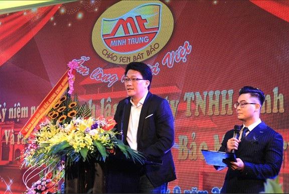 Ông Nick Hung – TGĐ công ty Hista-can – đối tác lâu năm của Minh Trung nói về tiềm năng của gạo sạch tại thị trường Đài Loan
