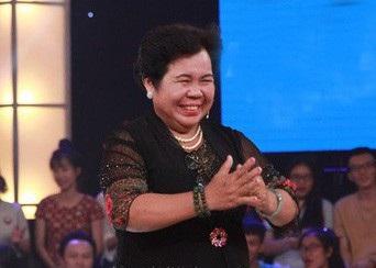 Nét đáng yêu của thí sinh Kim Dung đã để lại nhiều ấn tượng thú vị cho khán giả truyền hình